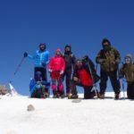 9 lipca - Wyższy wierzchołek Elbrusa